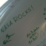 Nasa TweetUp Signatures